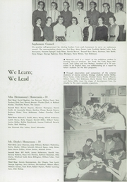 Page 13, 1957 Edition, East High School - Trojan Yearbook (Waterloo, IA) online yearbook collection