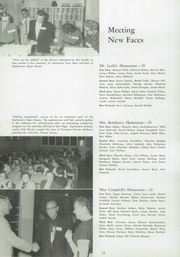 Page 14, 1957 Edition, East High School - Trojan Yearbook (Waterloo, IA) online yearbook collection