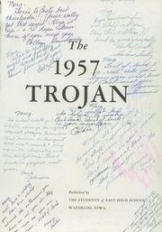Page 5, 1957 Edition, East High School - Trojan Yearbook (Waterloo, IA) online yearbook collection
