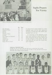 Page 75, 1957 Edition, East High School - Trojan Yearbook (Waterloo, IA) online yearbook collection