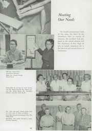 Page 79, 1957 Edition, East High School - Trojan Yearbook (Waterloo, IA) online yearbook collection