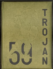 East High School - Trojan Yearbook (Waterloo, IA) online yearbook collection, 1959 Edition, Page 1