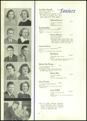 Page 16, 1940 Edition, Spencer High School - Spencerian Yearbook (Spencer, IA) online yearbook collection