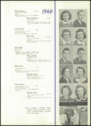 Page 17, 1940 Edition, Spencer High School - Spencerian Yearbook (Spencer, IA) online yearbook collection