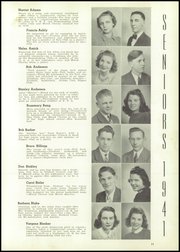 Page 15, 1941 Edition, Spencer High School - Spencerian Yearbook (Spencer, IA) online yearbook collection