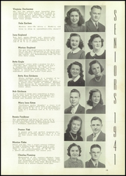 Page 17, 1941 Edition, Spencer High School - Spencerian Yearbook (Spencer, IA) online yearbook collection