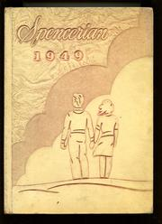 Page 1, 1949 Edition, Spencer High School - Spencerian Yearbook (Spencer, IA) online yearbook collection