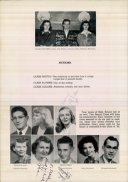 Page 10, 1949 Edition, Spencer High School - Spencerian Yearbook (Spencer, IA) online yearbook collection