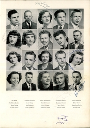 Page 11, 1949 Edition, Spencer High School - Spencerian Yearbook (Spencer, IA) online yearbook collection