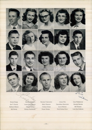 Page 12, 1949 Edition, Spencer High School - Spencerian Yearbook (Spencer, IA) online yearbook collection