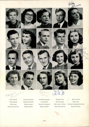 Page 13, 1949 Edition, Spencer High School - Spencerian Yearbook (Spencer, IA) online yearbook collection
