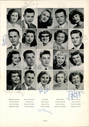 Page 15, 1949 Edition, Spencer High School - Spencerian Yearbook (Spencer, IA) online yearbook collection