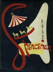 Page 1, 1952 Edition, Spencer High School - Spencerian Yearbook (Spencer, IA) online yearbook collection