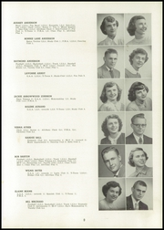 Page 13, 1952 Edition, Spencer High School - Spencerian Yearbook (Spencer, IA) online yearbook collection