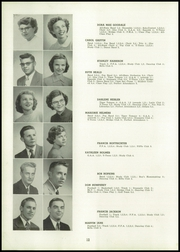 Page 16, 1952 Edition, Spencer High School - Spencerian Yearbook (Spencer, IA) online yearbook collection
