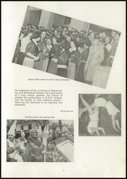 Page 7, 1952 Edition, Spencer High School - Spencerian Yearbook (Spencer, IA) online yearbook collection