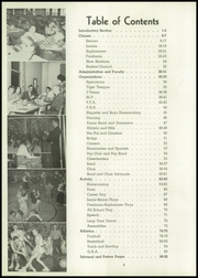 Page 8, 1952 Edition, Spencer High School - Spencerian Yearbook (Spencer, IA) online yearbook collection
