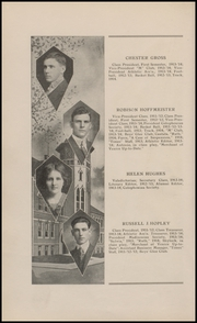 Page 16, 1914 Edition, Fort Madison High School - Madisonian Yearbook (Fort Madison, IA) online yearbook collection