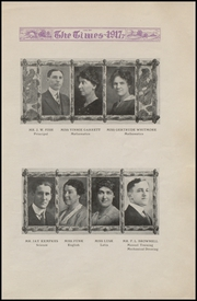 Page 13, 1917 Edition, Fort Madison High School - Madisonian Yearbook (Fort Madison, IA) online yearbook collection