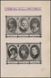 Page 17, 1917 Edition, Fort Madison High School - Madisonian Yearbook (Fort Madison, IA) online yearbook collection