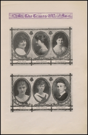 Page 21, 1917 Edition, Fort Madison High School - Madisonian Yearbook (Fort Madison, IA) online yearbook collection