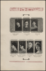 Page 18, 1918 Edition, Fort Madison High School - Madisonian Yearbook (Fort Madison, IA) online yearbook collection