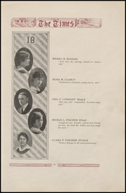 Page 23, 1918 Edition, Fort Madison High School - Madisonian Yearbook (Fort Madison, IA) online yearbook collection