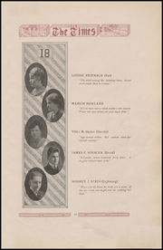 Page 29, 1918 Edition, Fort Madison High School - Madisonian Yearbook (Fort Madison, IA) online yearbook collection