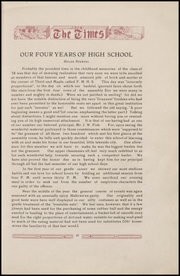 Page 31, 1918 Edition, Fort Madison High School - Madisonian Yearbook (Fort Madison, IA) online yearbook collection