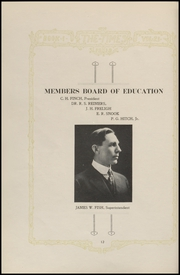 Page 14, 1919 Edition, Fort Madison High School - Madisonian Yearbook (Fort Madison, IA) online yearbook collection