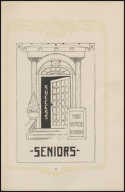 Page 17, 1919 Edition, Fort Madison High School - Madisonian Yearbook (Fort Madison, IA) online yearbook collection