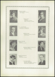 Page 16, 1926 Edition, Fort Madison High School - Madisonian Yearbook (Fort Madison, IA) online yearbook collection