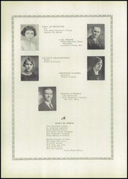 Page 18, 1926 Edition, Fort Madison High School - Madisonian Yearbook (Fort Madison, IA) online yearbook collection