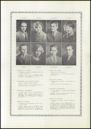 Page 23, 1926 Edition, Fort Madison High School - Madisonian Yearbook (Fort Madison, IA) online yearbook collection