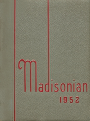 Fort Madison High School - Madisonian Yearbook (Fort Madison, IA) online yearbook collection, 1952 Edition, Page 1