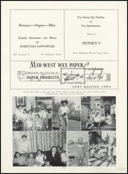 Page 106, 1952 Edition, Fort Madison High School - Madisonian Yearbook (Fort Madison, IA) online yearbook collection
