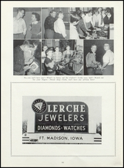 Page 96, 1952 Edition, Fort Madison High School - Madisonian Yearbook (Fort Madison, IA) online yearbook collection