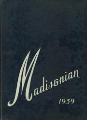 Fort Madison High School - Madisonian Yearbook (Fort Madison, IA) online yearbook collection, 1959 Edition, Page 1