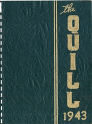 Page 1, 1943 Edition, Fairfield High School - Quill Yearbook (Fairfield, IA) online yearbook collection