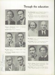 Page 12, 1954 Edition, Fairfield High School - Quill Yearbook (Fairfield, IA) online yearbook collection
