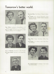 Page 14, 1954 Edition, Fairfield High School - Quill Yearbook (Fairfield, IA) online yearbook collection