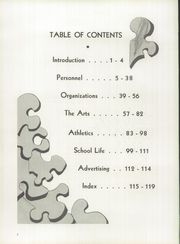Page 6, 1954 Edition, Fairfield High School - Quill Yearbook (Fairfield, IA) online yearbook collection