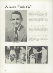 Page 8, 1954 Edition, Fairfield High School - Quill Yearbook (Fairfield, IA) online yearbook collection