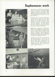 Page 16, 1957 Edition, Fairfield High School - Quill Yearbook (Fairfield, IA) online yearbook collection