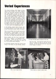 Page 9, 1961 Edition, Fairfield High School - Quill Yearbook (Fairfield, IA) online yearbook collection