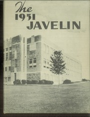 1951 Edition, Atlantic High School - Javelin Yearbook (Atlantic, IA)