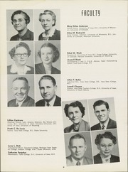 Page 12, 1951 Edition, Atlantic High School - Javelin Yearbook (Atlantic, IA) online yearbook collection