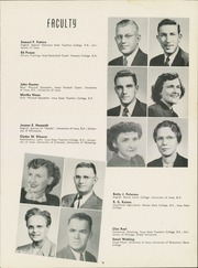 Page 13, 1951 Edition, Atlantic High School - Javelin Yearbook (Atlantic, IA) online yearbook collection