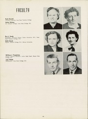 Page 14, 1951 Edition, Atlantic High School - Javelin Yearbook (Atlantic, IA) online yearbook collection