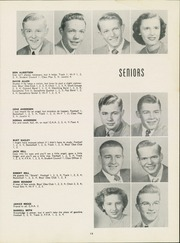 Page 17, 1951 Edition, Atlantic High School - Javelin Yearbook (Atlantic, IA) online yearbook collection